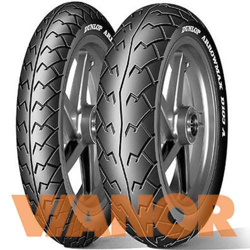 Мотошины Dunlop ArrowMax D103 140/70 R17 66S Задняя (Rear) в Уфе