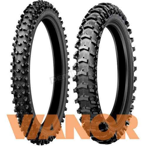 Мотошины Dunlop Geomax MX12 80/100 R21 51M в Уфе