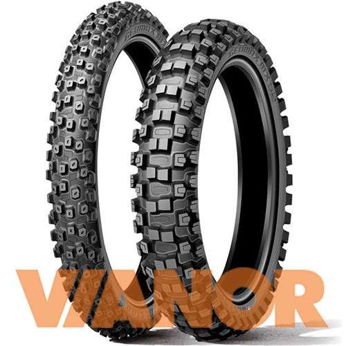 Мотошины Dunlop Geomax MX52 80/100 R12 41M в Уфе