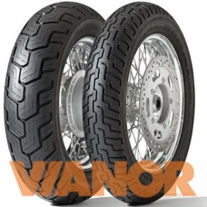 Dunlop Kabuki D404 130/90 R15 66H Задняя (Rear)