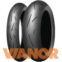 Dunlop Sportmax a-13 SP 200/55 R17 78W Задняя (Rear)
