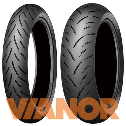 Мотошины Dunlop Sportmax GPR-300 140/60 R18 64H Задняя (Rear) в Уфе