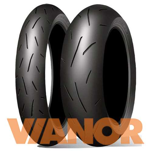 Мотошины Dunlop Sportmax GPRa-14 140/60 R18 64H в Уфе