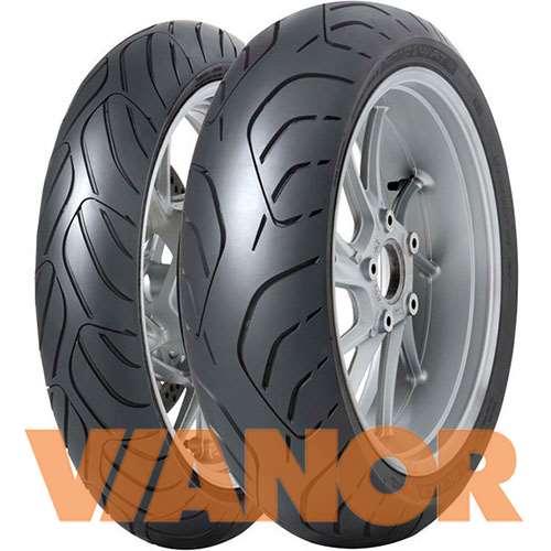 Мотошины Dunlop Sportmax Roadsmart 160/60 R17 69W Задняя (Rear) в Уфе
