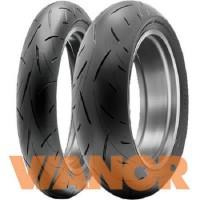 Dunlop Sportmax Roadsport 2 190/55 R17 75W Задняя (Rear)