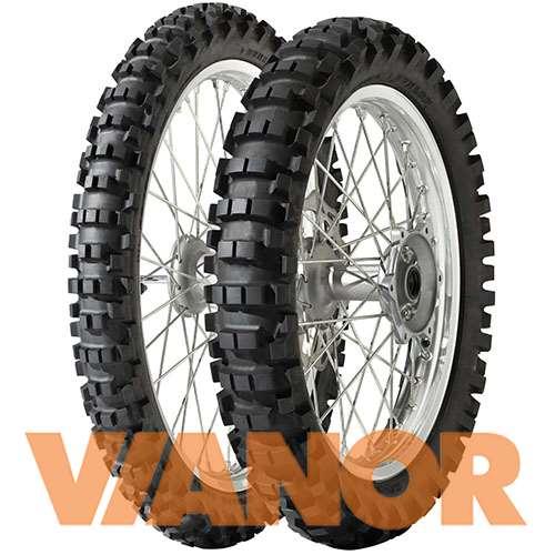 Мотошины Dunlop Sports D952 110/90 R19 62M Задняя (Rear) в Уфе