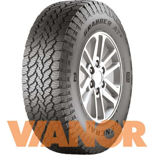 Шины General Tire Grabber AT3 265/70 R17 115T в Уфе