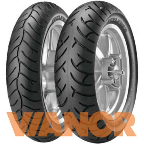 Мотошины Metzeler Feelfree 120/70 R14 55S Передняя (Front) в Уфе
