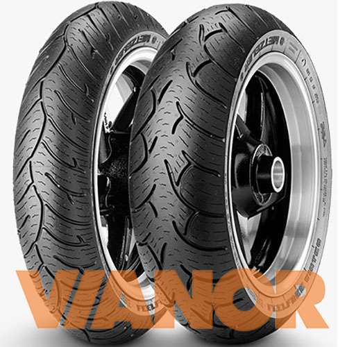 Мотошины Metzeler Feelfree Wintec 140/70 R14 68P Задняя (Rear) в Уфе