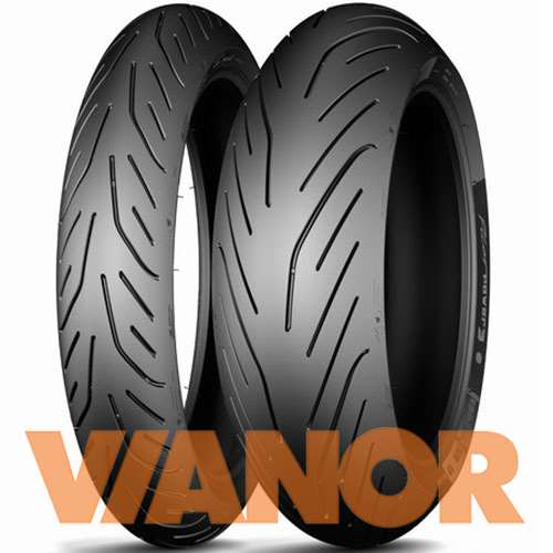 Мотошины Michelin Pilot Power 160/60 R17 69W Задняя (Rear) в Уфе