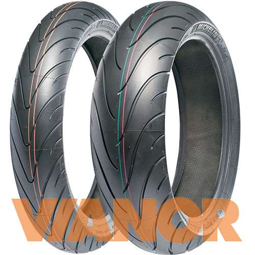 Мотошины Michelin Pilot Road 2 180/55 R17 73W Задняя (Rear) в Уфе