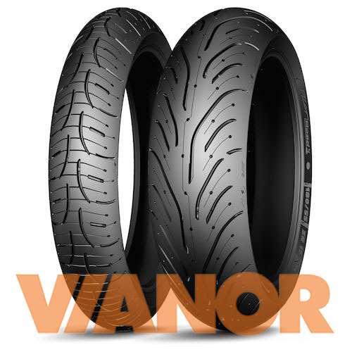Мотошины Michelin Pilot Road 4 150/70 R17 69W Задняя (Rear) в Уфе