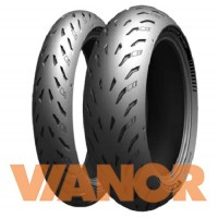 Michelin Power 5 160/60 R17 69W Задняя (Rear)