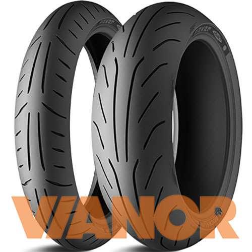 Мотошины Michelin Power Pure SC Radial 150/70 R13 64S Задняя (Rear) в Уфе