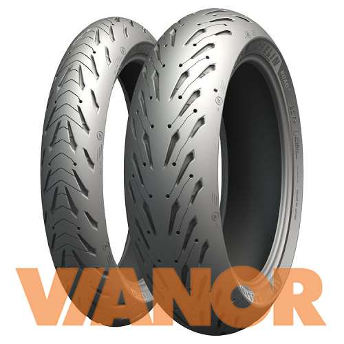 Мотошины Michelin Road 5 110/80 R19 59V в Уфе