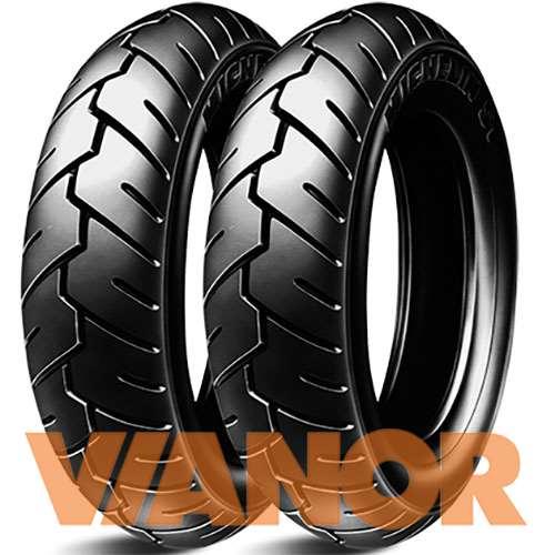 Мотошины Michelin S1 100/80 R10 53L в Уфе
