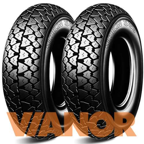 Мотошины Michelin S83 100/90 R10 56J в Уфе