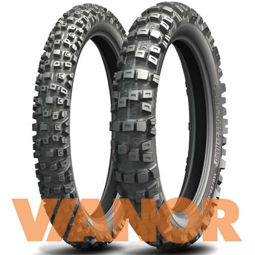 Мотошины Michelin Starcross 5 HARD 110/90 R19 62M Задняя (Rear) в Уфе