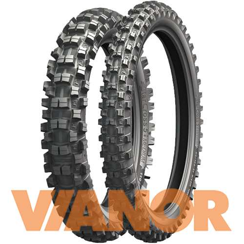 Мотошины Michelin Starcross 5 MEDIUM 80/100 R21 51M в Уфе