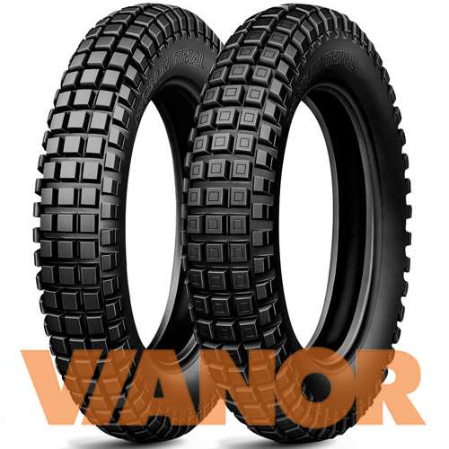 Мотошины Michelin Trial Light X 120/100 R18 68M в Уфе