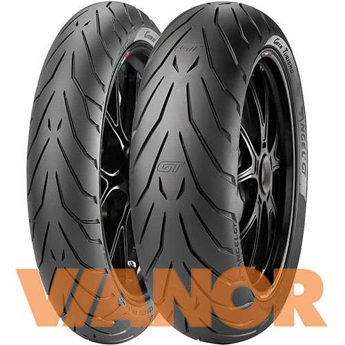 Мотошины Pirelli Angel GT 170/60 R17 72W Задняя (Rear) в Уфе