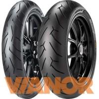 Pirelli Diablo Rosso II 190/55 R17 75W Задняя (Rear)