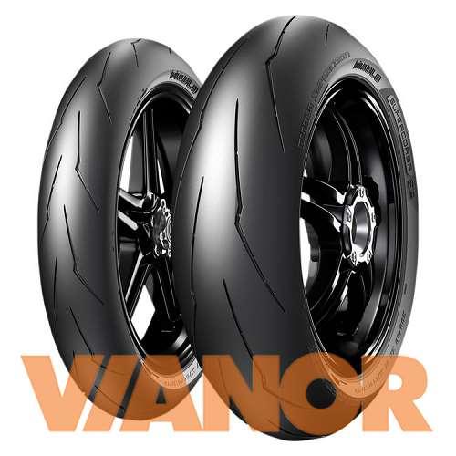 Мотошины Pirelli Diablo Supercorsa V3 190/55 R17 75W в Уфе