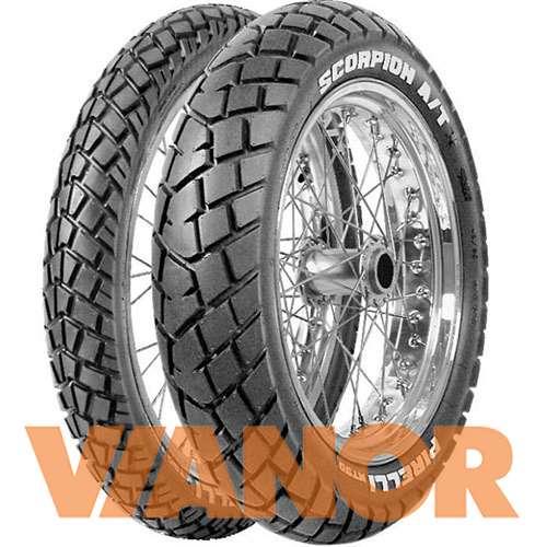 Мотошины Pirelli Scorpion MT90 A/T 150/70 R18 70V Задняя (Rear) в Уфе